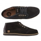 Cobian Mens Shoes High Tied Black