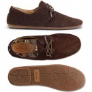 1cecilia56 Womens Shoes Pakele Dark Java Suede