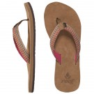 Reef Womens Sandals Gypsy Love Pink